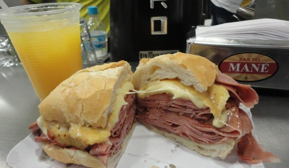 Bar do Mané e a história do sanduíche de mortadela mais famoso de SP