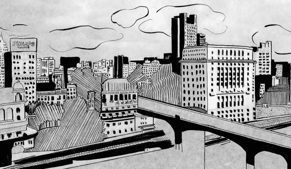 4 HQs que têm São Paulo como pano de fundo