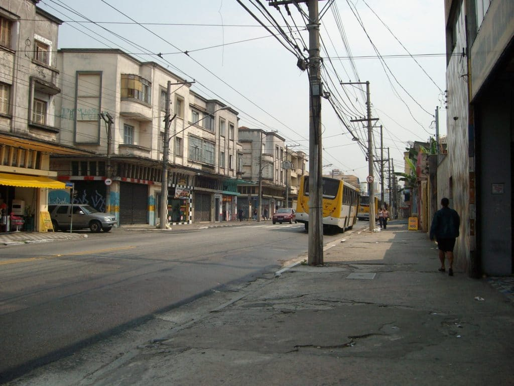 ruas da ZL