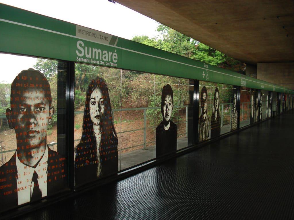 retratos Flemming estação Sumaré