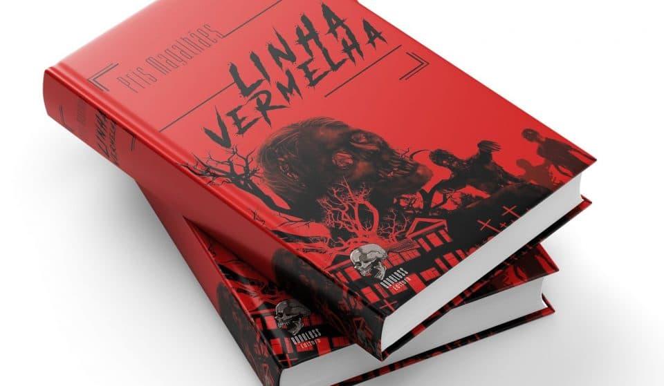 """São Paulo é tomada por zumbis no livro """"Linha Vermelha"""""""