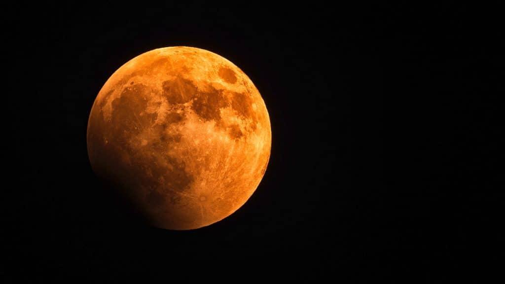 eclipse e superlua