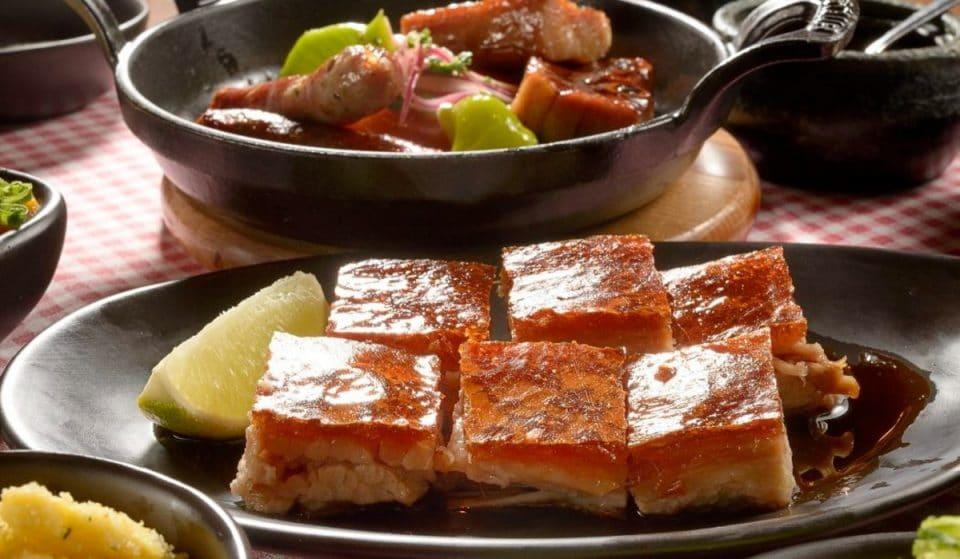 A Casa do Porco: restaurante utiliza suínos do focinho ao rabo em menu surpreendente