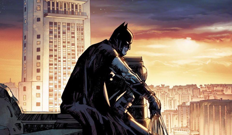 Batman vem a São Paulo em nova HQ do herói