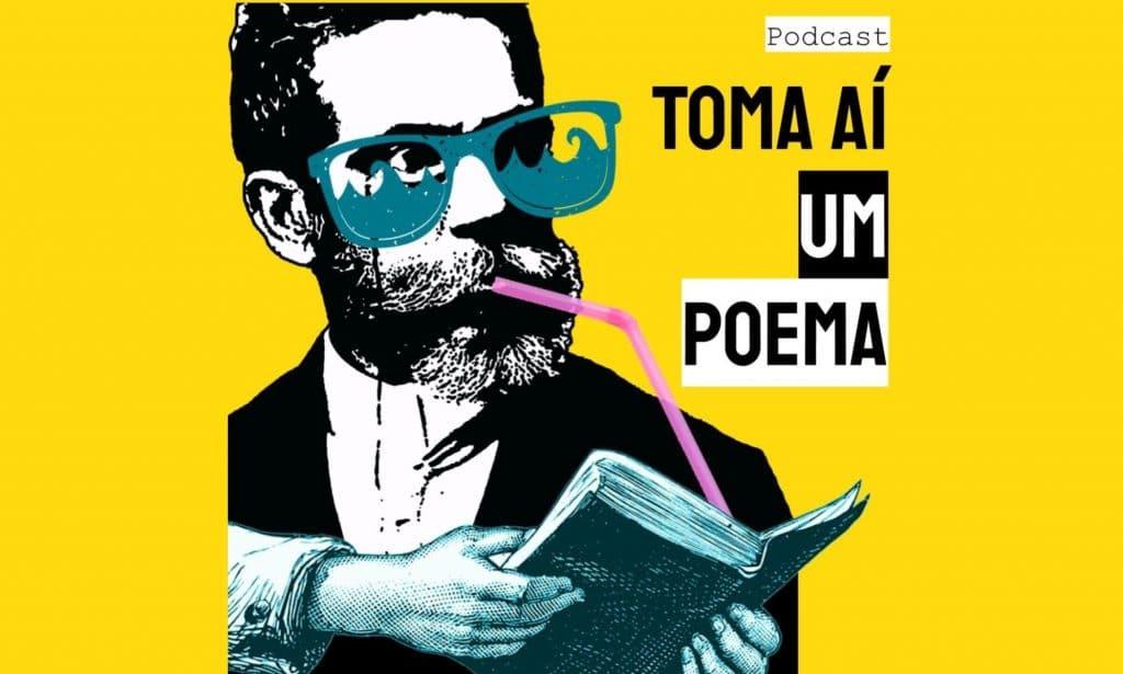 toma ai um poema