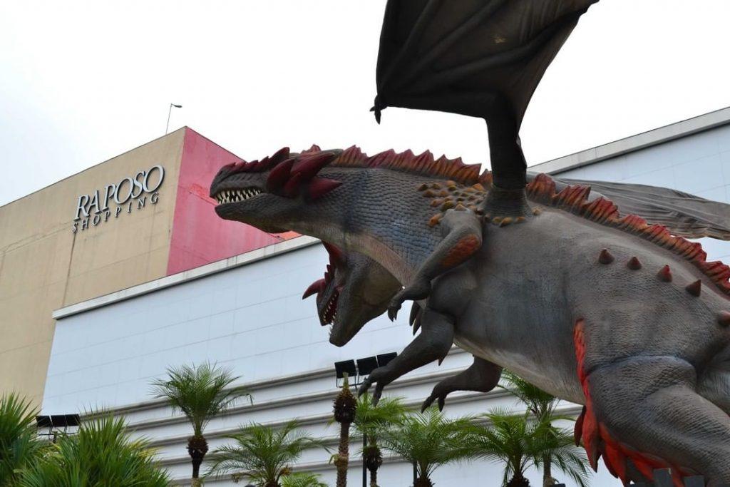 raposo shopping dragões