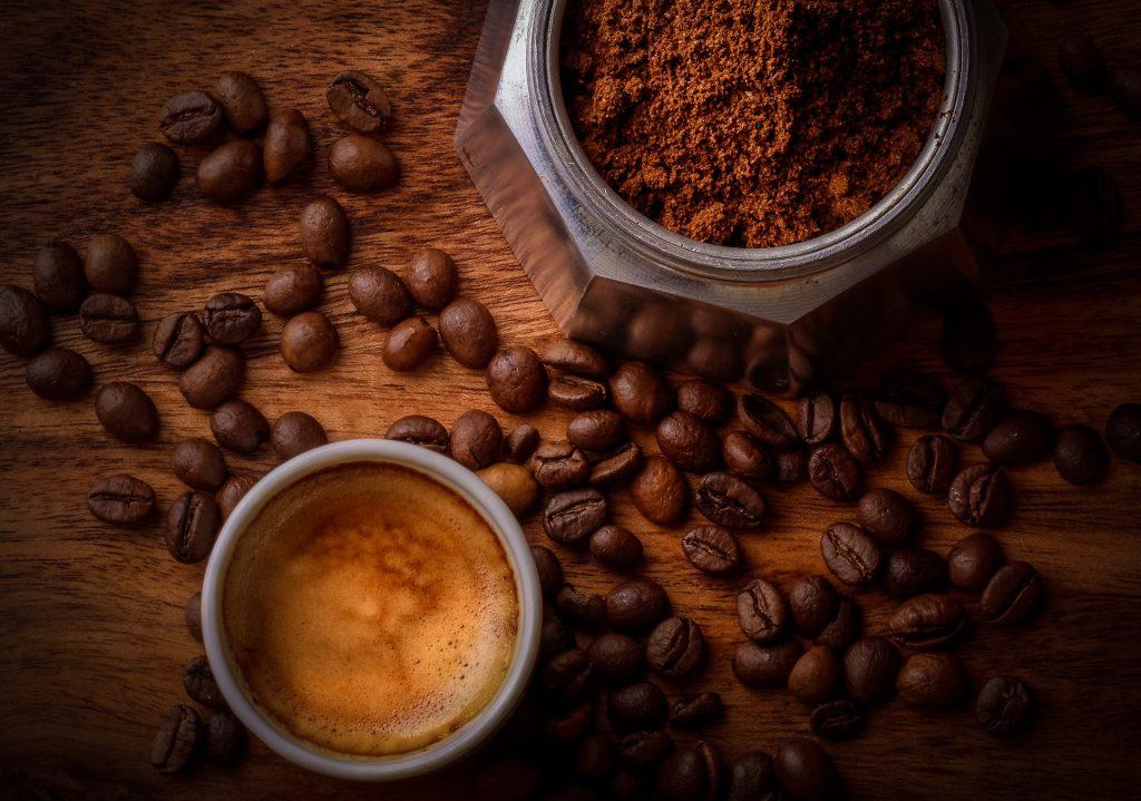 exposição café FAAP