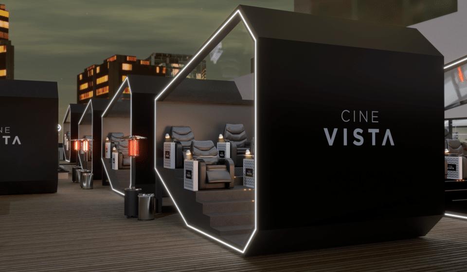 Cine Vista: nova temporada de cinema ao ar livre no Terraço JK