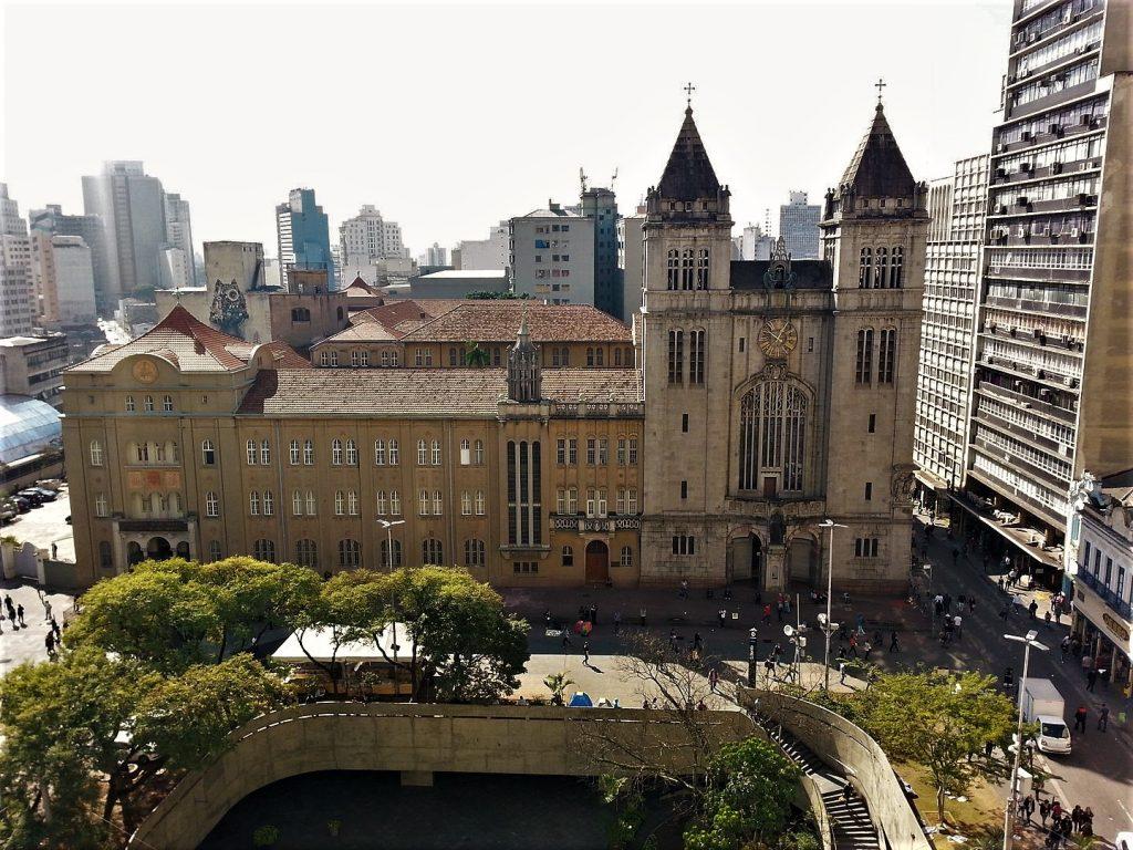 Mosteiro de São Bento SP