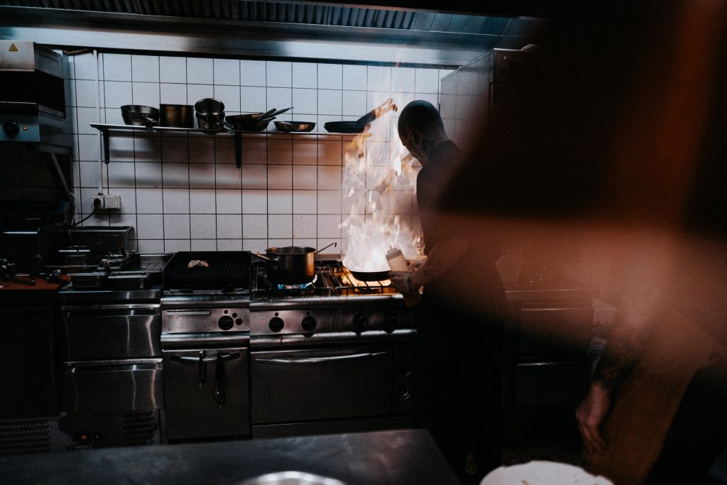 dark kitchens em sp