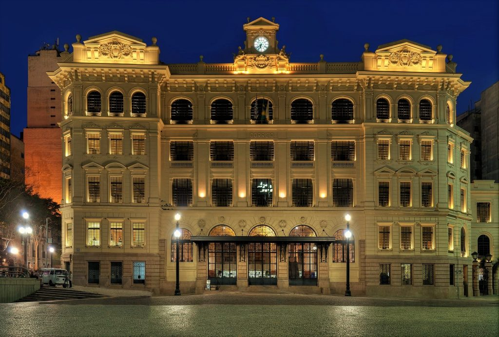 Palácio dos Correios Anhangabaú