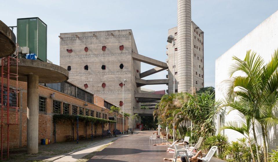 Sesc Pompeia é eleito uma das 25 obras mais importantes do mundo