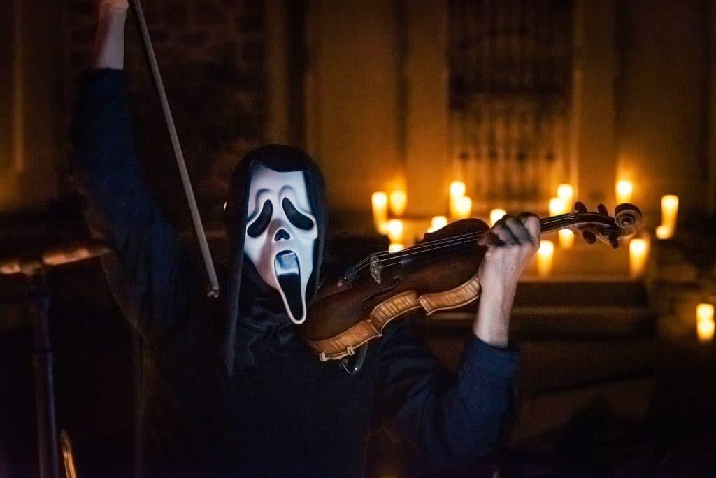 candlelight halloween