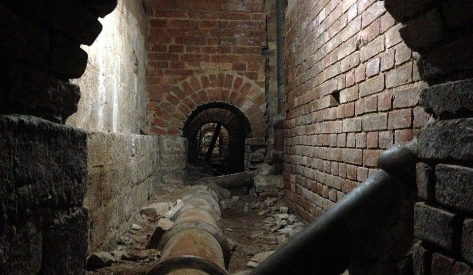 Você sabia? Mansão da Rota, na Luz, tem museu subterrâneo com visitação gratuita