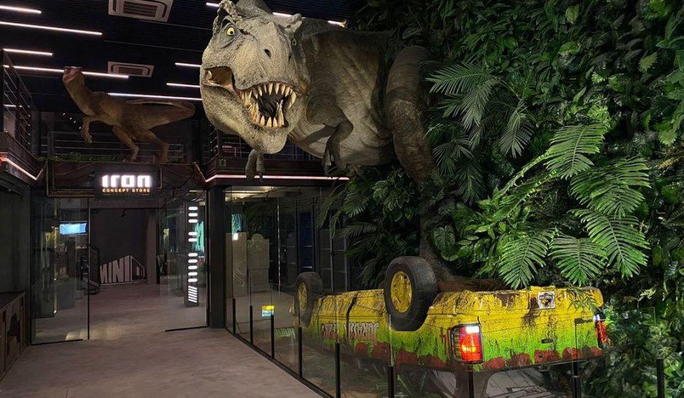 Jurassic Park é o tema da nova hamburgueria diferentona de SP