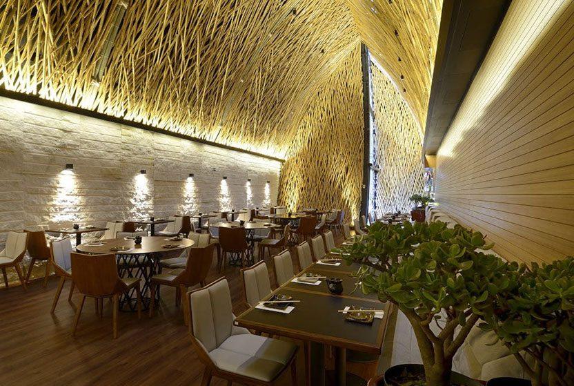 Nōsu: comida japonesa e arquitetura imponente na Zona Norte de SP