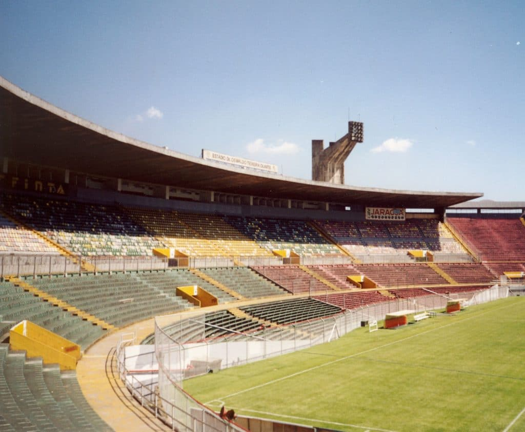 estádio do canindé