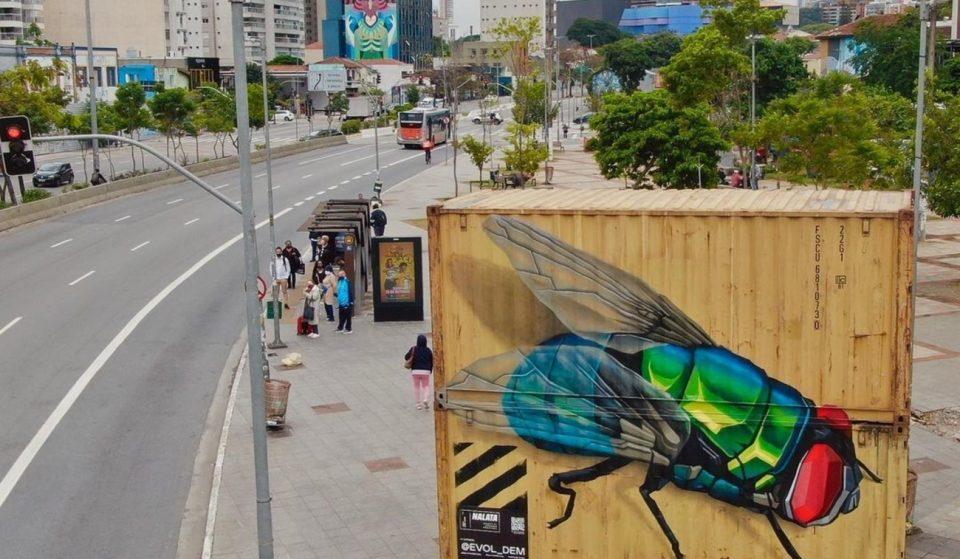 2ª edição do NaLata Festival transforma a cidade em museu a céu aberto