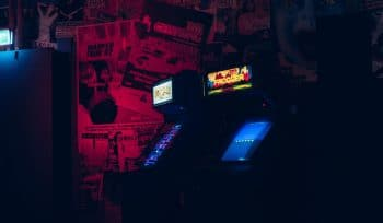 This New City Bar Is Going Retro With Neon Lights And 80s Arcade Games · Power Up
