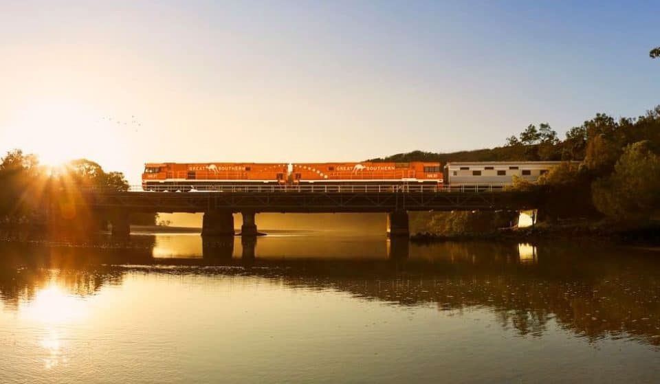 4 Spectacular Train Journeys That Traverse Our Great Southern Land From Coast To Coast