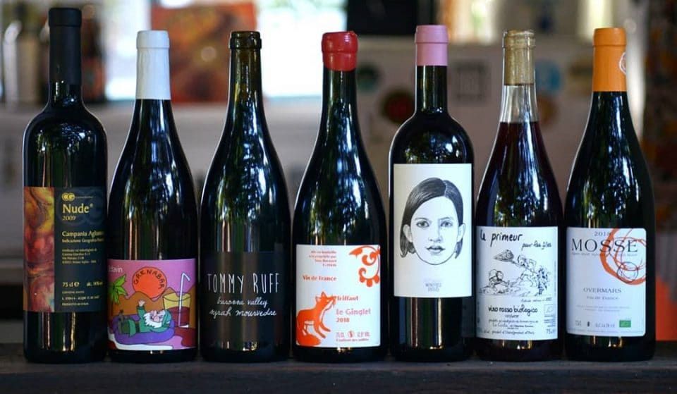 Adelaide's Newest Wine Shop Is More Like A Bar And We're In Love · LOC Bottle Bar