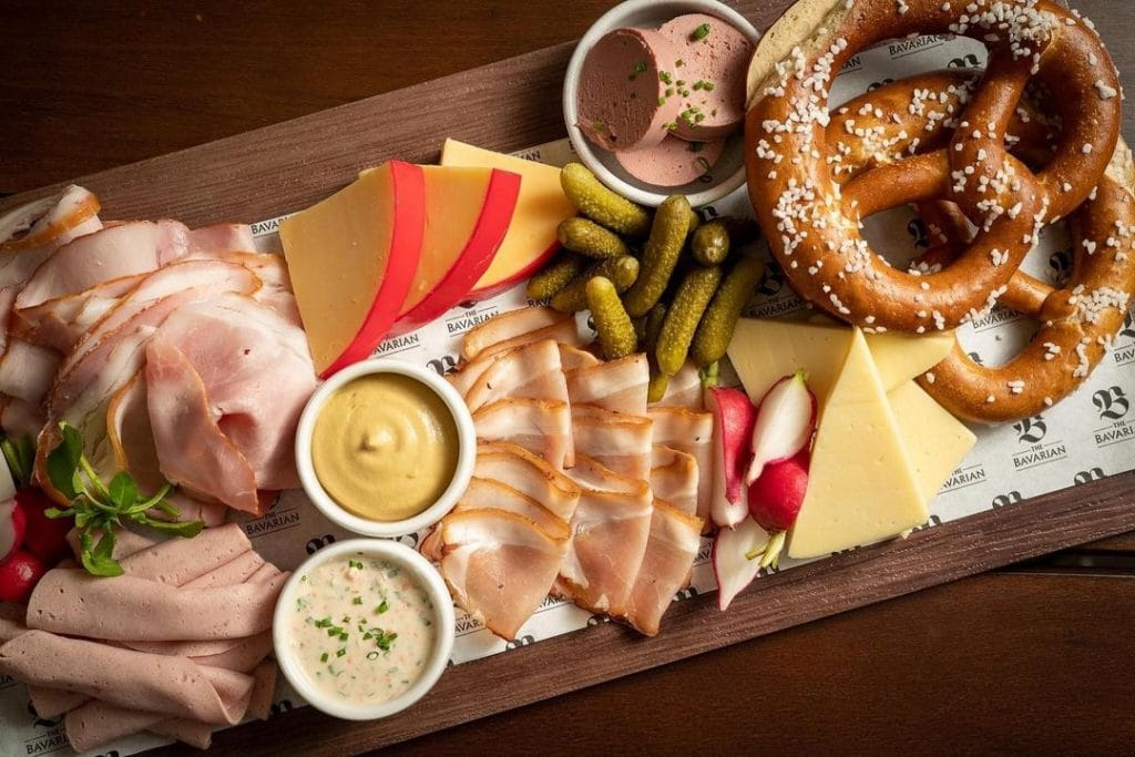 This German Eatery Is Offering Bottomless Meat And Cheese Boards Until The End Of February