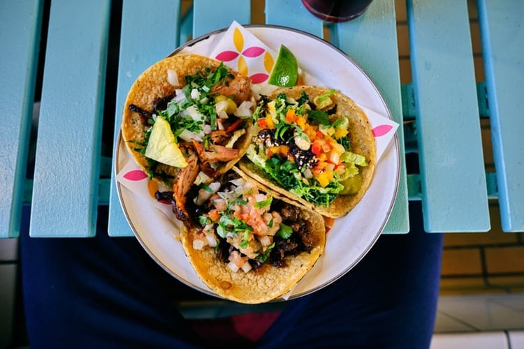 This Mexican Restaurant Is Serving Up A Taco Special Too Good To Turn Down · Taco Quetzalcoatl