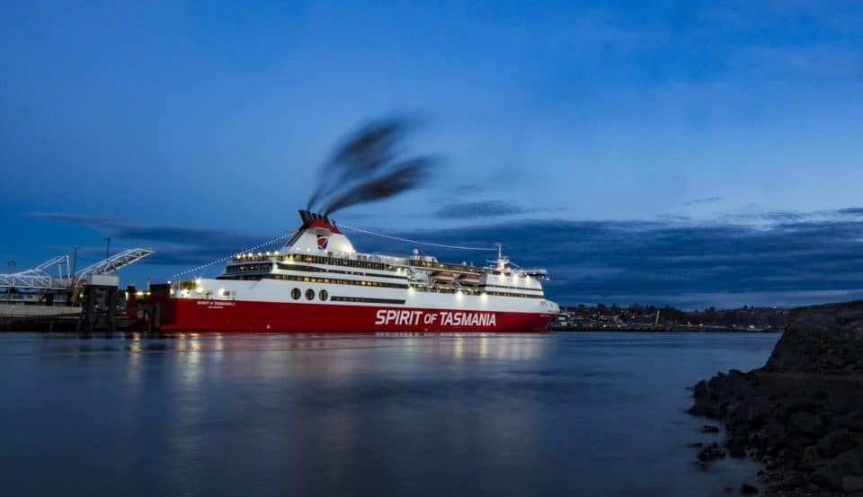 Cars Will Travel For Free On The Spirit Of Tasmania This Autumn