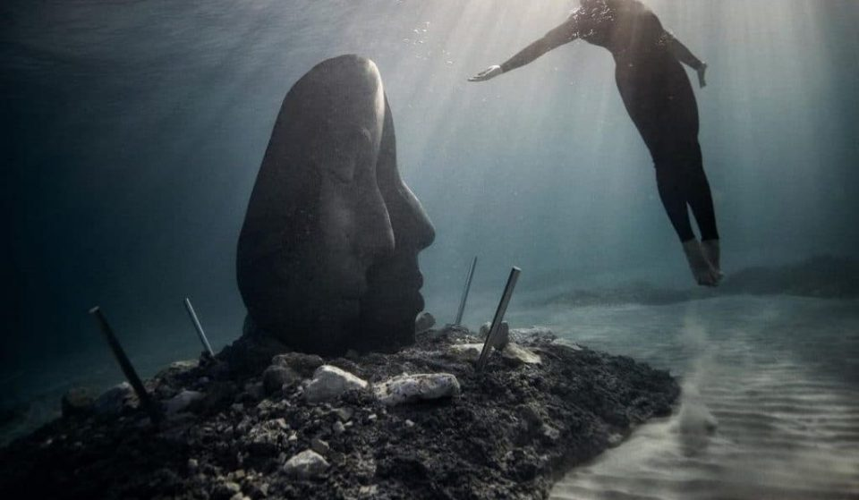 A Magical Underwater Museum, Like Townsville's MOUA, Has Opened In France