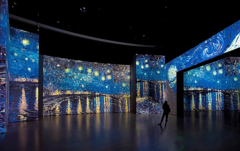 The Immersive Van Gogh Alive Experience Is Coming To Town As Part Of Illuminate, Adelaide's Midwinter Festival