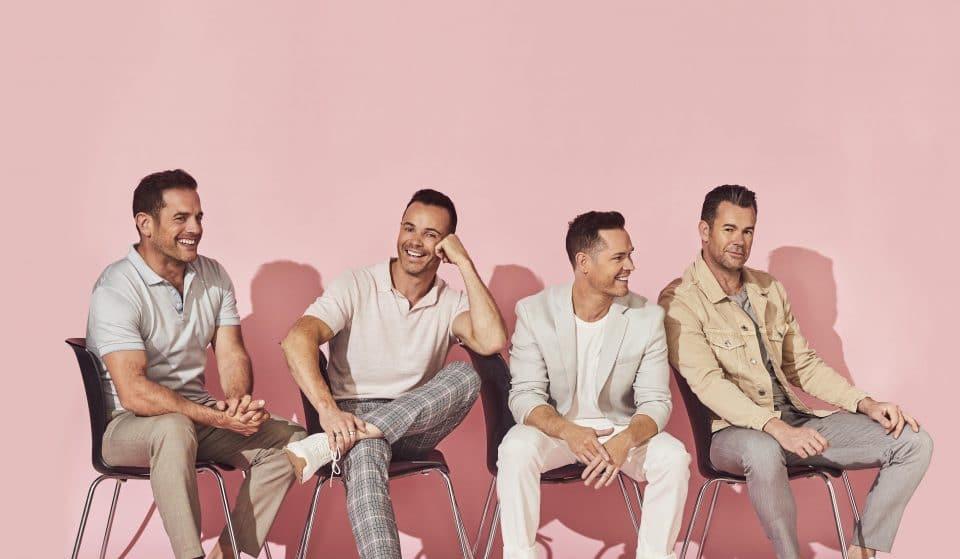 Aussie Pop Icons Human Nature Are Touring The Country And Tickets Go On Sale This Week