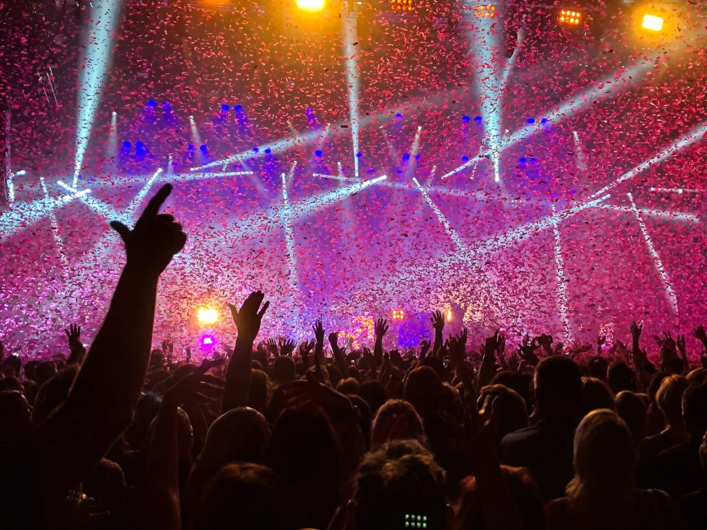 You Could Win A Vaxstage Pass To Some Of The Biggest Shows In 2022 If You're Double Jabbed