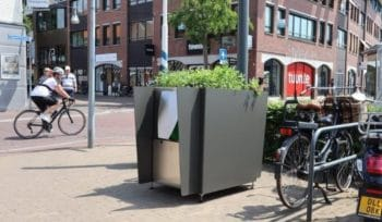 Sustainable Urinals That Turn Your Pee Into Fertiliser Have Popped Up Around Amsterdam