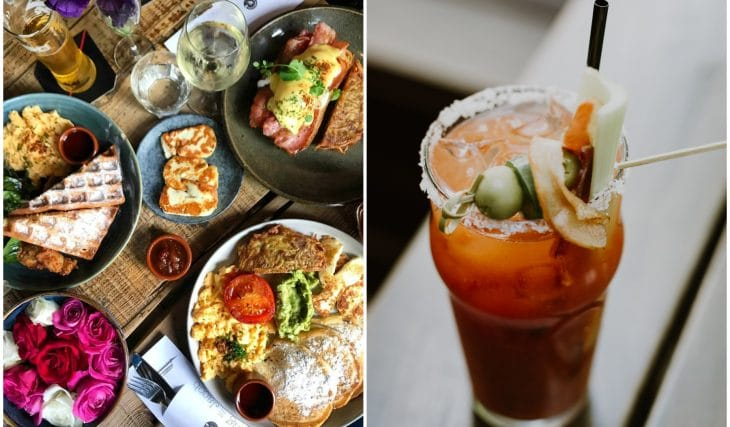 6 Of The Best Boozy Brunch Spots To Try In Amsterdam