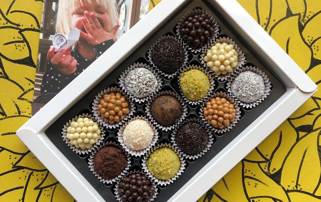 You Can Get The Tastiest Brigadeiros Delivered To Your House • Sweet Bob