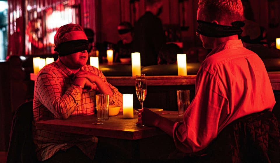 Tantalise Your Taste Buds At This 'Dining In The Dark' Experience In Amsterdam