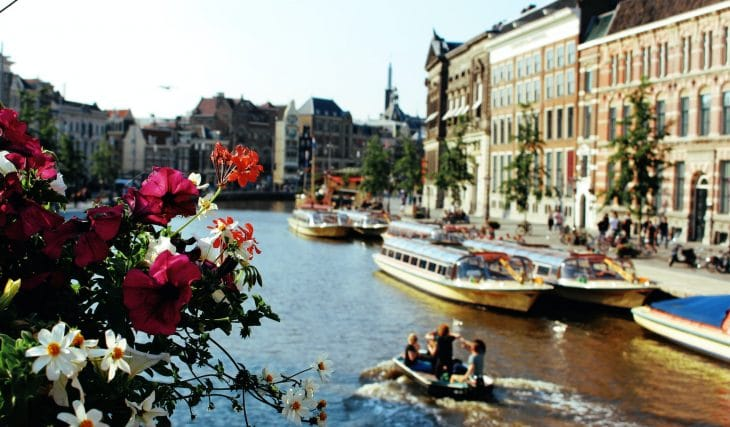Just 5 Of The Reasons Why We Love Amsterdam