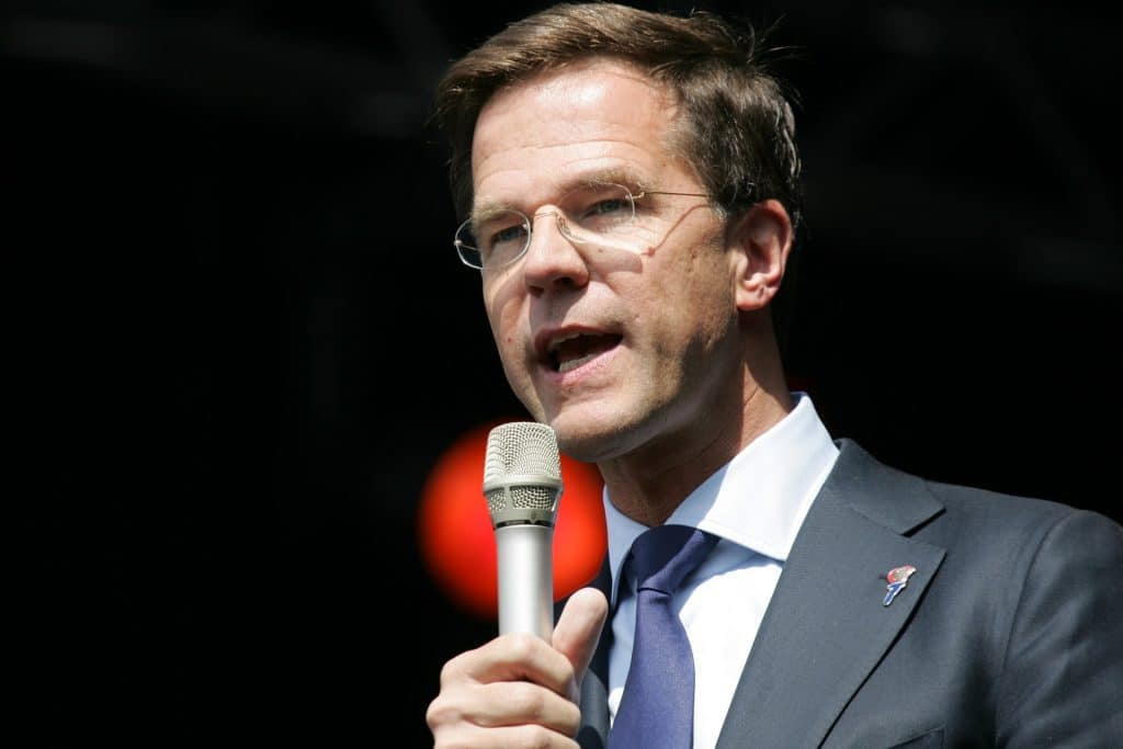 The Entire Dutch Government Has Resigned Today