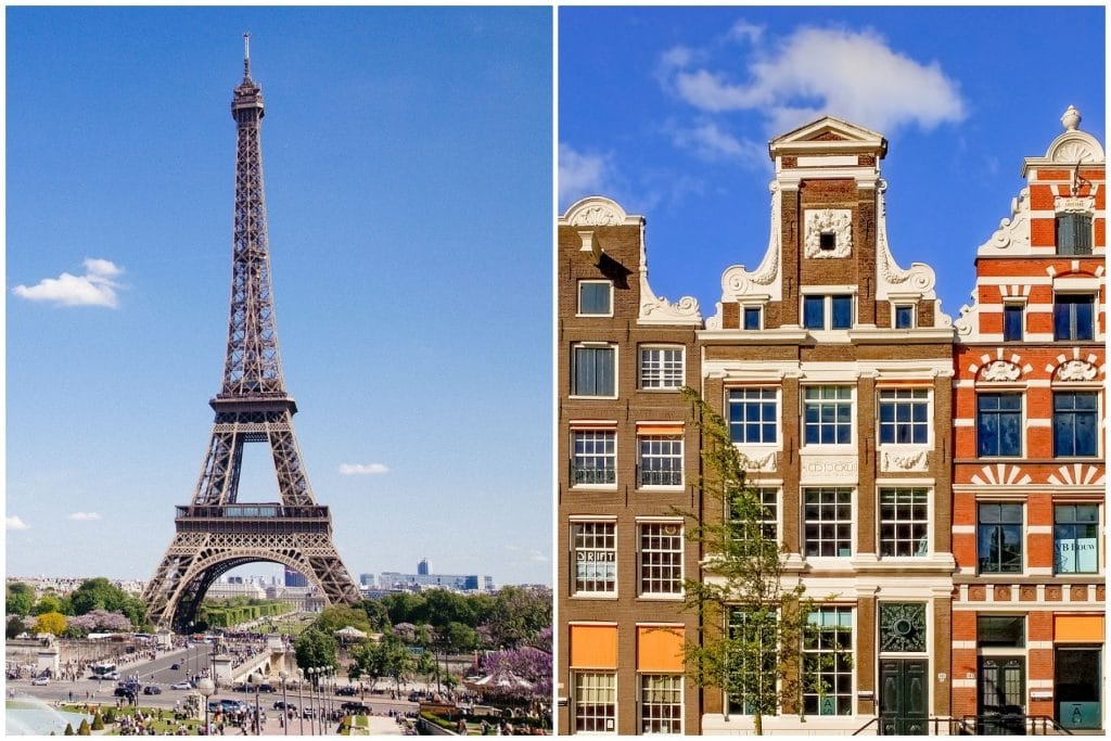 Study Finds That By 2050 Amsterdam Will Have The Climate Of Paris