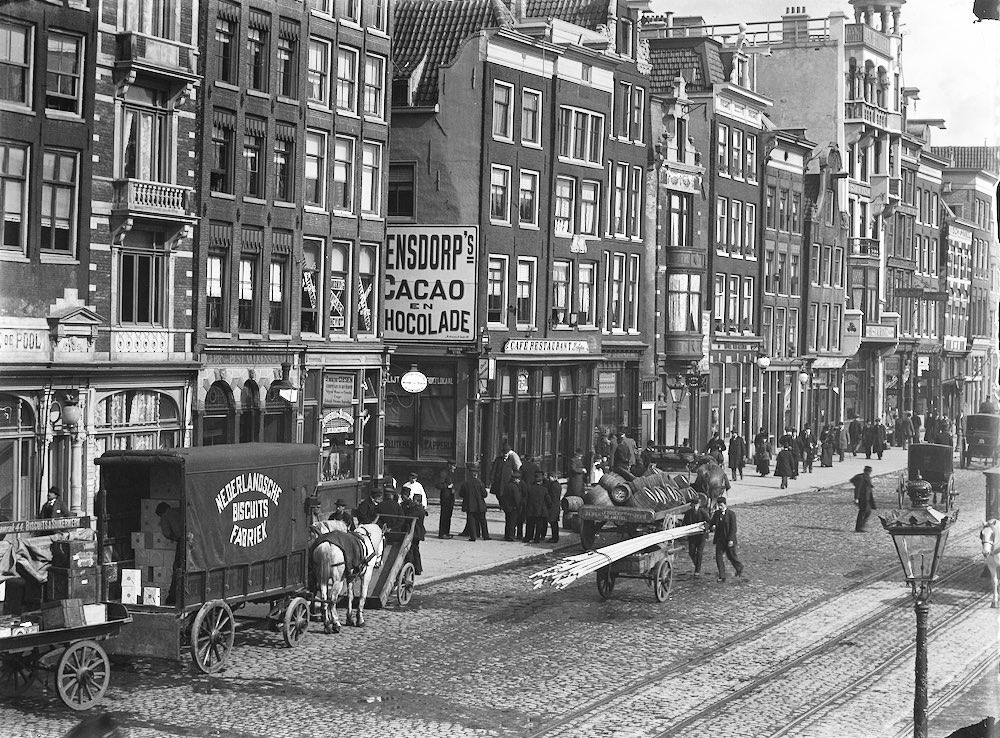 Look Back Through The Decades With These Old Photos Of Amsterdam