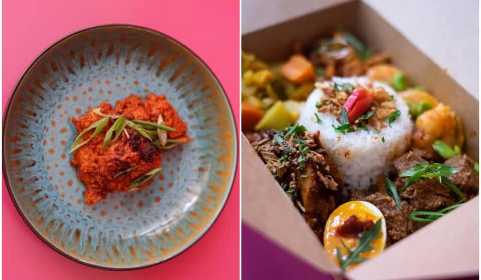 This Indonesian Restaurant Has The Perfect Valentine's Day Takeaway • MAX