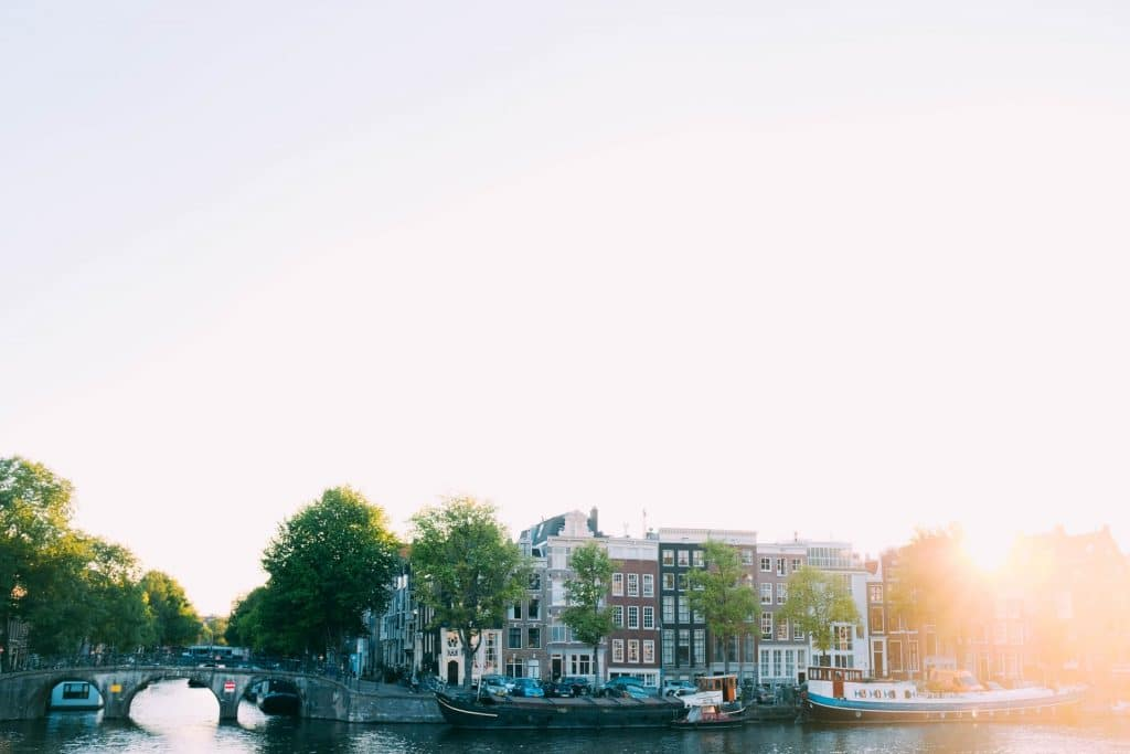 The Temperature Could Soar To 20°C In Amsterdam On Wednesday