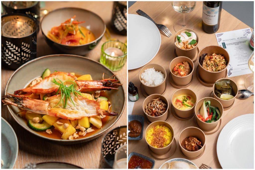 5 Indonesian Restaurants Serving Tasty Takeaway In Amsterdam