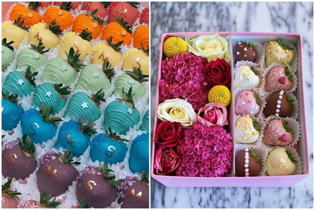 You Can Order Beautiful Chocolate Covered Strawberries To Your House • Polaberry
