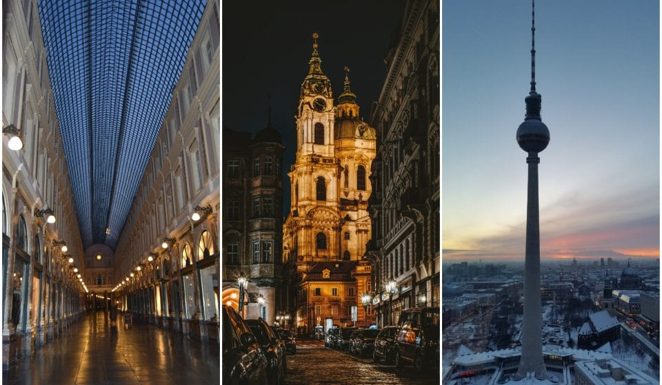 Adventures Await As The Night Train From Amsterdam To Prague Returns
