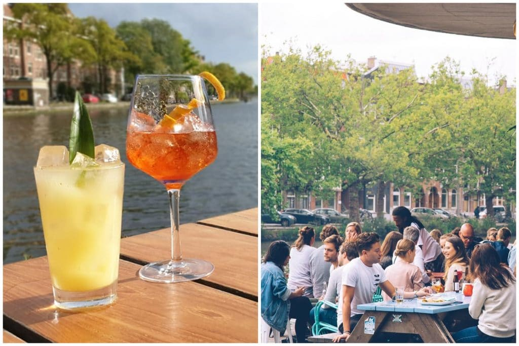 10 Lovely Restaurants In Amsterdam With Beautiful Terraces