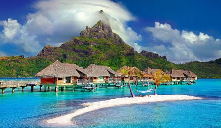 We're Dreaming Of French Polynesia As It Opens Its Borders To Tourists From May 1