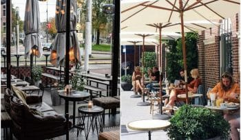 9 Heated Terraces In Amsterdam To Keep You Toasty This Spring