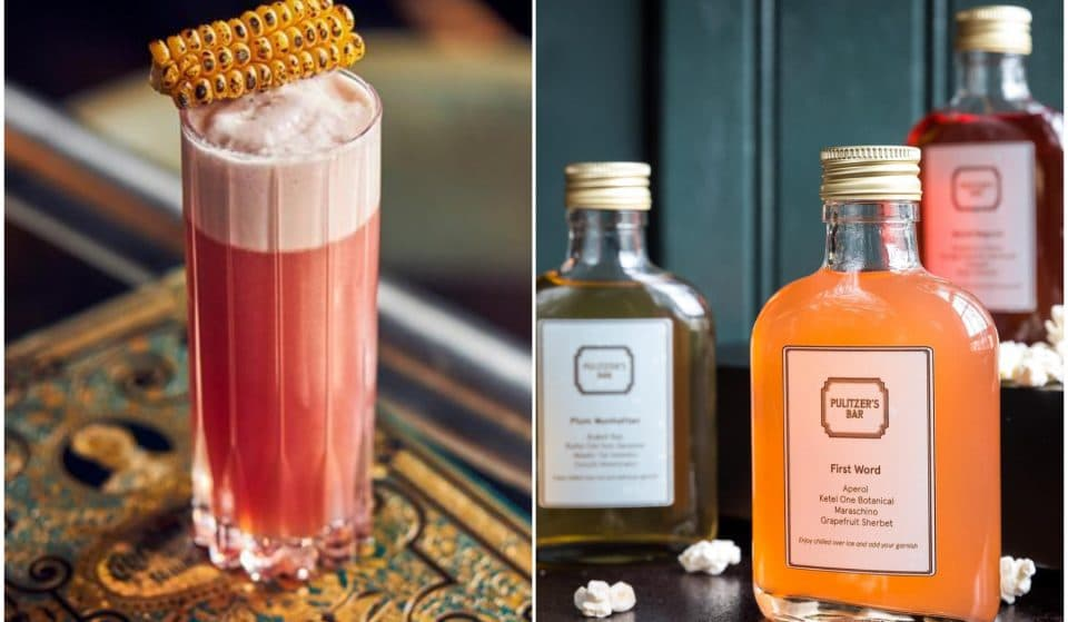 5 Creative Cocktails You Have To Try And Where To Find Them In Amsterdam
