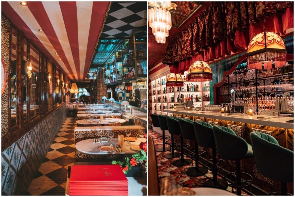 Amsterdam's New Italian Restaurant Is Dripping In Decadent Decor • Lolo